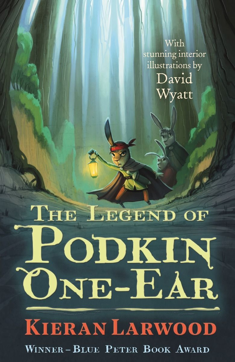 The Legend of Podkin One-Ear - Pack of 6 Badger Learning