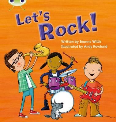 Let's Rock! Badger Learning
