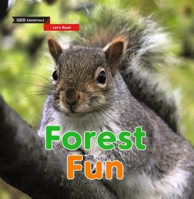Forest Fun Badger Learning