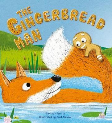 Gingerbread Man Badger Learning