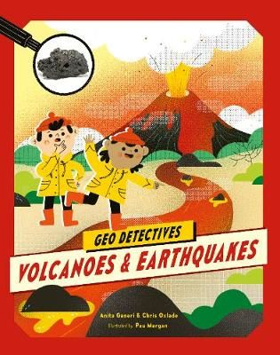 Volcanoes & Earthquakes Badger Learning