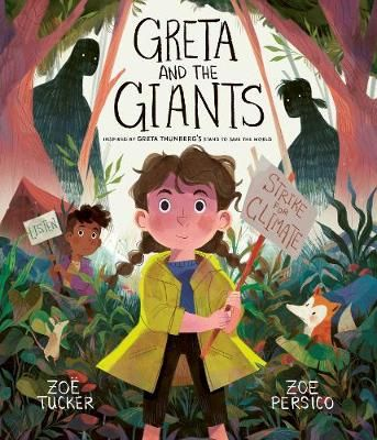 Greta & the Giants Badger Learning