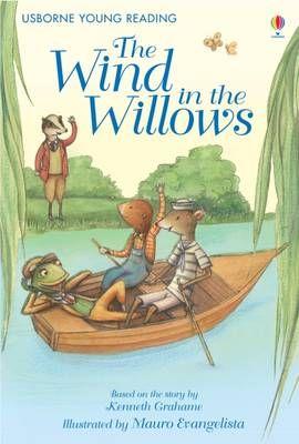 The Wind in the Willows Badger Learning