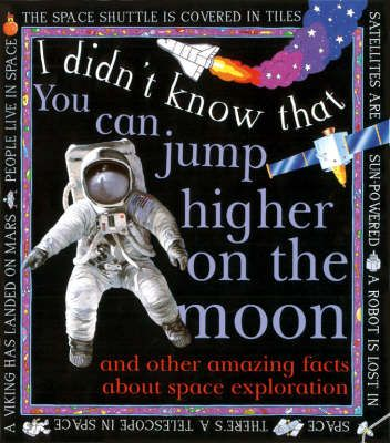You Can Jump Higher on the Moon Badger Learning