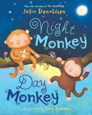 Night Monkey, Day Monkey Badger Learning