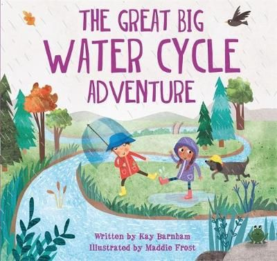 Great Big Water Cycle Adventure Badger Learning