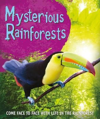 Fast Facts! Mysterious Rainforests Badger Learning