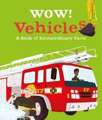 Wow! Vehicles Badger Learning