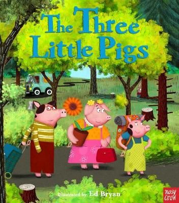 Fairy Tales: The Three Little Pigs Badger Learning