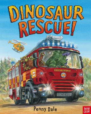 Dinosaur Rescue! Badger Learning