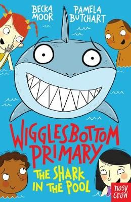 Wigglesbottom Primary: The Shark in the Pool Badger Learning