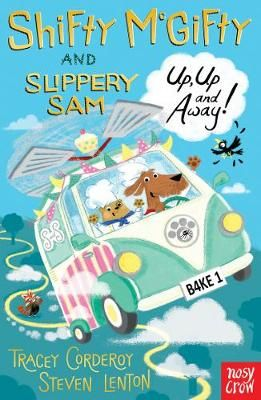 Shifty McGifty and Slippery Sam: Up, Up and Away! Badger Learning
