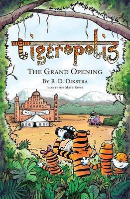 Tigeropolis: Grand Opening Badger Learning