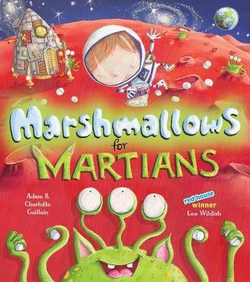 Marshmallows for Martians Badger Learning