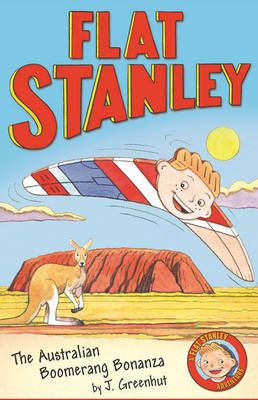 Jeff Brown's Flat Stanley: The Australian Boomerang Bonanza Badger Learning