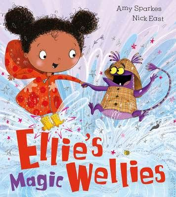 Ellie's Magic Wellies Badger Learning