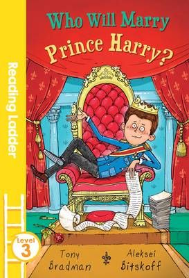 Who Will Marry Prince Harry? Badger Learning