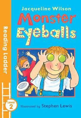 Monster Eyeballs Badger Learning