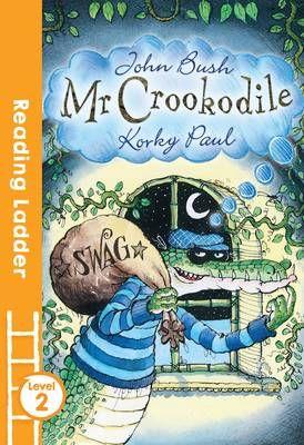 Mr Crookodile Badger Learning