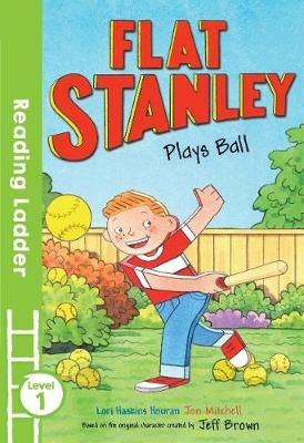 Flat Stanley Plays Ball Badger Learning