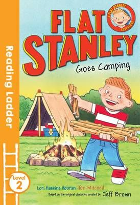 Flat Stanley Goes Camping Badger Learning