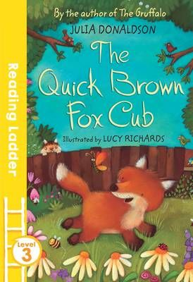 The Quick Brown Fox Cub Badger Learning