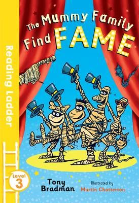 The Mummy Family Find Fame Badger Learning