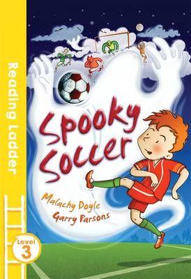 Spooky Soccer Badger Learning