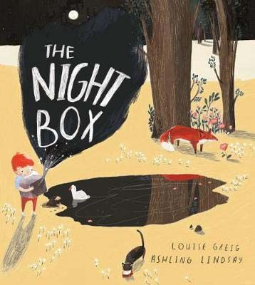 The Night Box Badger Learning