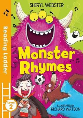 Monster Rhymes Badger Learning