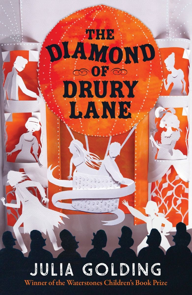 The Diamond of Drury Lane - Pack of 6 Badger Learning