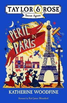 Peril in Paris Badger Learning