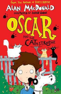 Oscar & the CATastrophe Badger Learning