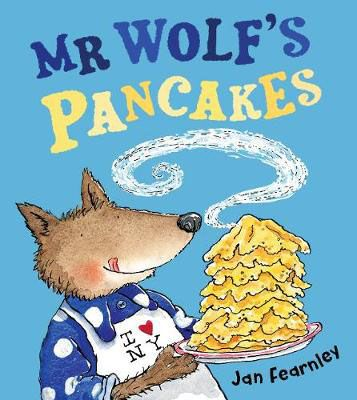 Mr Wolf's Pancakes Badger Learning