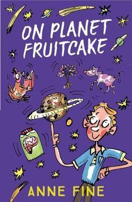 On Planet Fruitcake Badger Learning