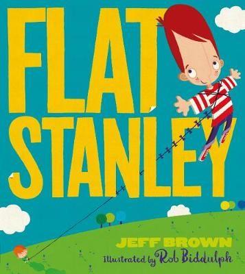 Flat Stanley Badger Learning