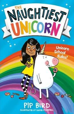 The Naughtiest Unicorn Badger Learning