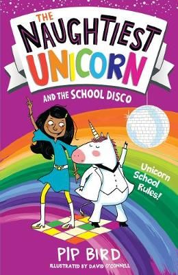 The Naughtiest Unicorn & the School Disco Badger Learning