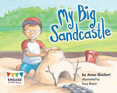 My Big Sandcastle Badger Learning