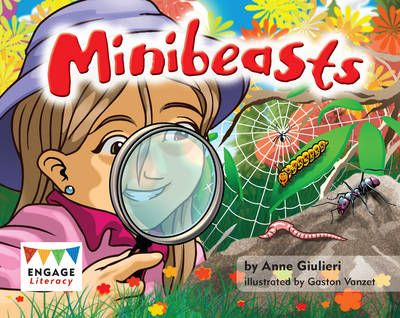 Minibeasts Badger Learning