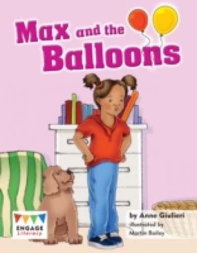 Max and the Balloons Badger Learning