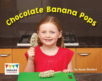 Chocolate Banana Pops Badger Learning