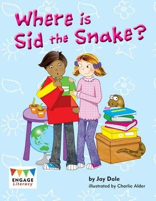 Where is Sid the Snake? Badger Learning