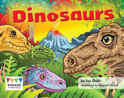 Dinosaurs Badger Learning