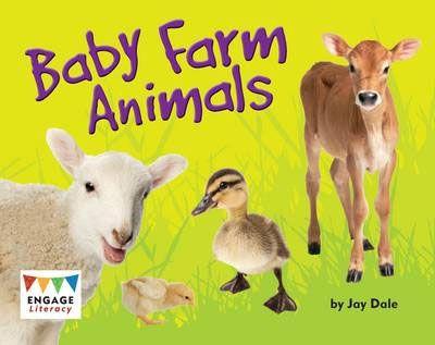 Baby Farm Animals Badger Learning