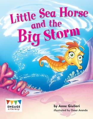 Little Sea Horse and the Big Storm Badger Learning