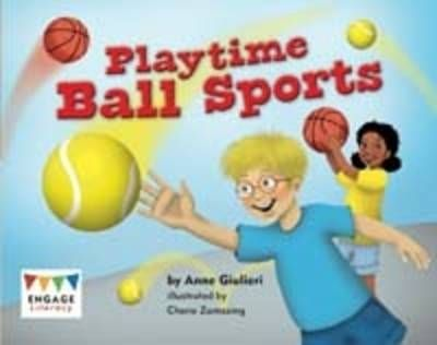 Playtime Ball Sports Badger Learning