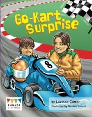 Go-Kart Surprise Badger Learning