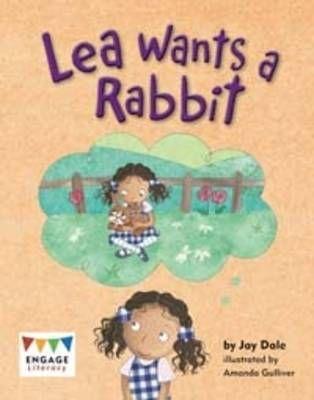 Lea Wants a Rabbit Badger Learning