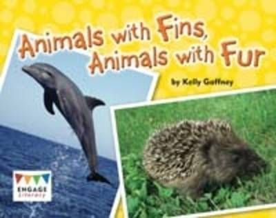 Animals with Fins, Animals with Fur Badger Learning
